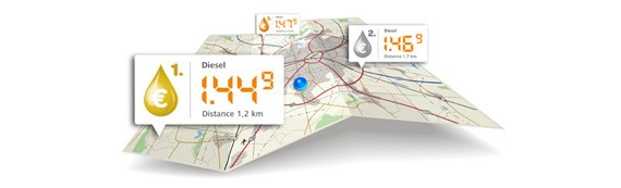 Find The Nearest Fuel Station With The Dkv Station Finder Dkv Euro